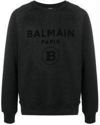 Balmain Sweater - Zwart