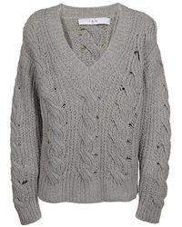 IRO Sweater - Gris