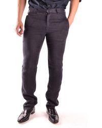 Y's Yohji Yamamoto Trousers - Zwart