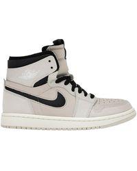 Nike Sneakers Air Jordan 1 High Zoom Cmft Summit (w) - Naturel