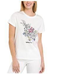 Naf Naf T-shirt - Wit