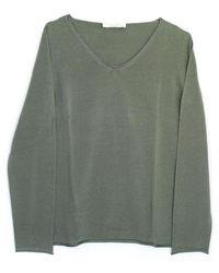 Fabiana Filippi Seamless Sweater - Groen