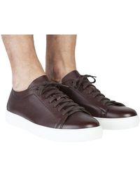Henderson Scarpa Sneakers - Marrone