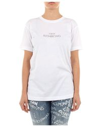 John Richmond - Rwa20385ts T-shirt Women - Lyst