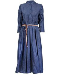 Niu Dress - Blauw