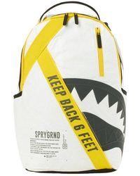 Sprayground Backpack Sg95 Crown Killer - Wit