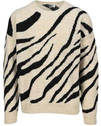Isabel Marant Knitwear 21ppu156421p049h - Naturel
