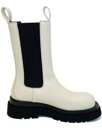 Bottega Veneta Boots - Blanco