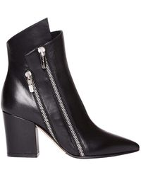 Oliver Goldsmith Boots - Zwart