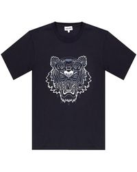 KENZO - T-shirt Met Logo - Lyst