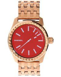 DIESEL Steel Horloge - Naturel