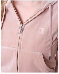 Juicy Couture Chaqueta de Robertson Rosa