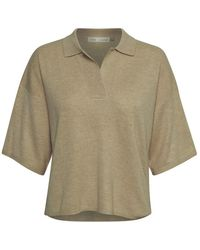 Inwear Timmaiw Polo Pullover Strik 30106481 - Braun