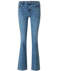 J Brand - Mid-rise Bootcut Jeans - Lyst