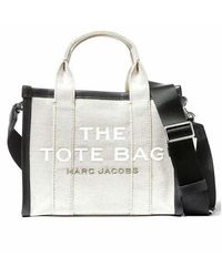 Marc Jacobs The Summer Mini Tote Bag - Wit