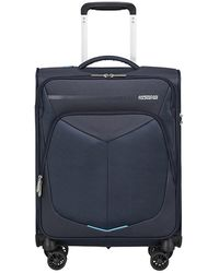 American Tourister Hand luggage Summerfunk Strict 55 Cm - Blauw