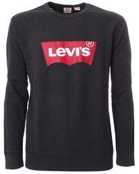 Levi's Sweater - Zwart