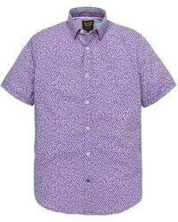 PME LEGEND Shirt Psis193210 - Paars