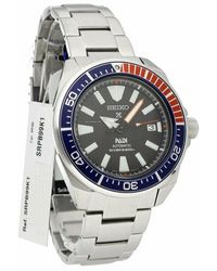 Seiko Srpf09k1 Watch - Zwart