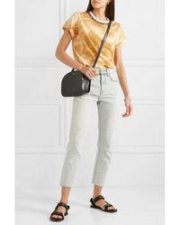 Current/Elliott Jeans THE Vintage Cropped Slim Azul