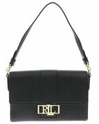 Polo Ralph Lauren Spencer Shoulder BAG - Noir