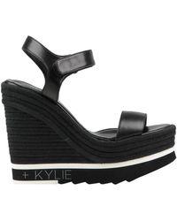 Kendall + Kylie Sandals - Zwart
