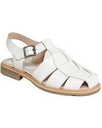 Paraboot Iberis Sandals - Bianco