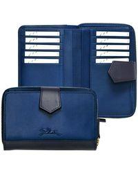Longchamp Ed-55 Kingston Denim Jeans 12oz (Tapered) - Blu