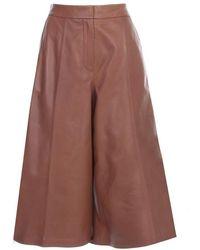 DESA NINETEENSEVENTYTWO Trousers - Marron