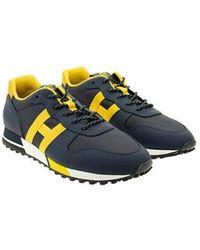 Hogan Sneakers H383 Azul
