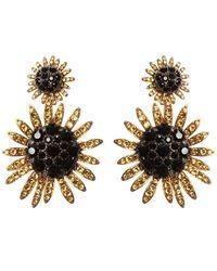 Dolce & Gabbana Clip-on Oorbellen - Geel