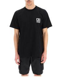Vila T-shirt - Schwarz