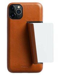 Bellroy Carcasa Iphone 11 Pro Max - Bruin