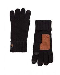 Polo Ralph Lauren Gloves 449777692 001 - Zwart