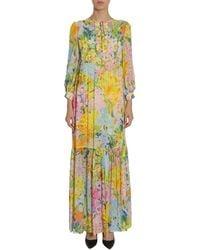 Boutique Moschino Long Dress - Meerkleurig