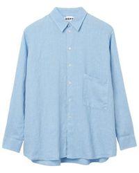 Hope Elma Shirt - Bleu