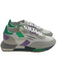 GHŌUD Rush LOW Sneakers - Weiß