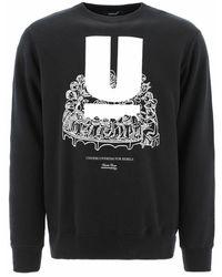 Undercover Uc2a48934 Sweatshirt - Zwart