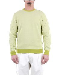 Heritage Ml0175g04 Crewneck Sweatshirt - Geel