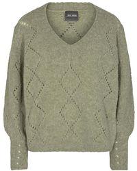 Mos Mosh Zimma knit 139690 - Neutro