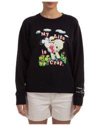 Marc Jacobs Sweatshirt X Magda Archer - Zwart