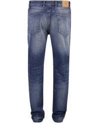 PT01 Slim fit jeans Azul
