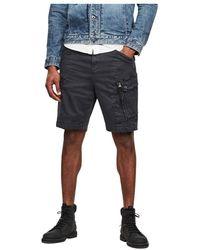 G-Star RAW D14034 C096 Roxic Short Shorts - Blauw