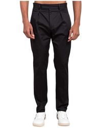 PT Torino Trousers - Zwart