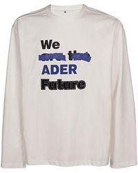 ADER error T-shirt - Wit