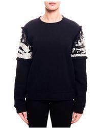 WEILI ZHENG Sweater - Zwart