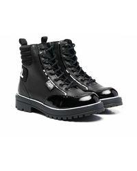 Karl Lagerfeld Boots - Negro