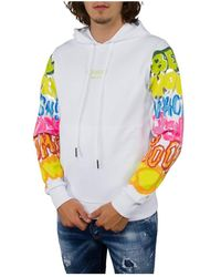 Iceberg Sweatshirt - Wit