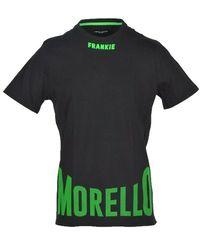 Frankie Morello Men's T-shirt - Zwart