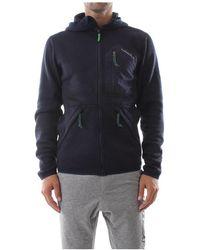 O'neill Sportswear 8p0226 Piste Hoodie Sweater Men Blue - Blauw
